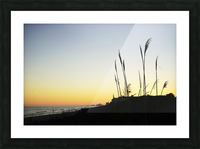 Atlantic Sunset @ Myrtle Beach Picture Frame print