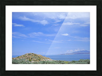 The Great Salt Lake 2 of 7 Picture Frame print