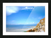 The Great Salt Lake 4 of 7 Picture Frame print