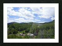Back Country Utah 1 of 6 Picture Frame print