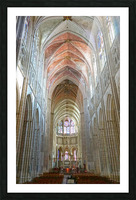 Immortal Cathedrale Saint Etienne 2 of 6 Picture Frame print