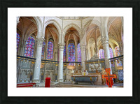 Immortal Cathedrale Saint Etienne 5 of 6 Picture Frame print