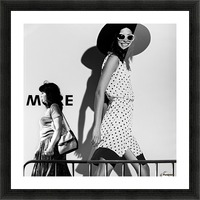 ME and My Expectations by Bobby Kostadinov  Picture Frame print
