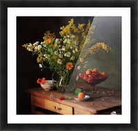 flower by   Picture Frame print