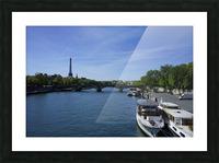 Immortal Paris 3 of 7 Picture Frame print