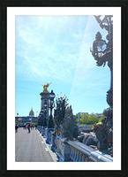 Immortal Paris 4 of 7 Picture Frame print