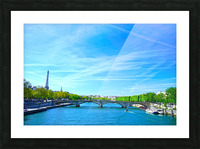 Immortal Paris 5 of 7 Picture Frame print