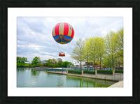Paris Disneyland 4 of 4 Picture Frame print