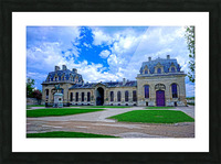 Chateaus of France 7 Picture Frame print