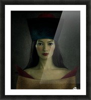 ***** by Svetlana Melik-Nubarova  Picture Frame print