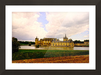 Chateaus of France Picture Frame print