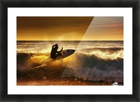 Front side by Marco Petracci  Picture Frame print