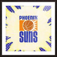 1988 Phoenix Suns Art Picture Frame print