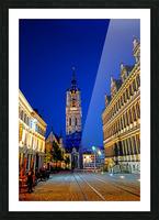 Beautiful Belgium 4 of 7 Picture Frame print