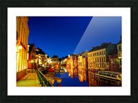 Beautiful Belgium 7 of 7 Picture Frame print