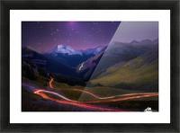 Ascendancy Picture Frame print