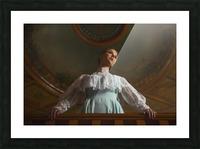 Victoria Picture Frame print