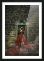 Dungeon I Picture Frame print