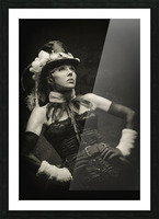 Cabaret II Picture Frame print