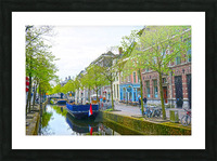 A Dream of the Netherlands 3 of 4 Picture Frame print