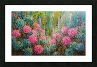 Simple Abundance Picture Frame print