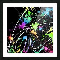 Gardenia Picture Frame print