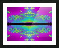 Portal  26  Picture Frame print