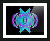 Portal  76  Picture Frame print