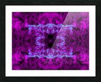 Portal  90  Picture Frame print