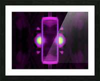 Portal  20  Picture Frame print