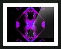 Portal  106  Picture Frame print