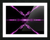 Portal  67  Picture Frame print
