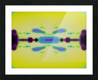 Portal  29  Picture Frame print