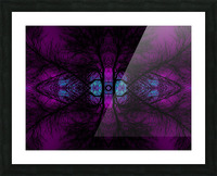 Portal  10  Picture Frame print