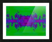Portal  96  Picture Frame print