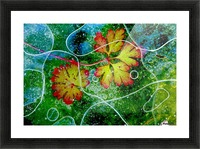 Thaw by Andres Miguel Dominguez Picture Frame print