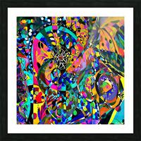 Tissage originel Picture Frame print