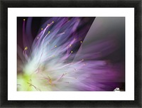 The Will-o-the-Wisp Picture Frame print