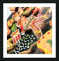 Cookies Picture Frame print