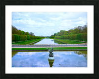 A View for Kings Chateaus of France Picture Frame print