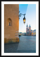 KRAKOW 02 Picture Frame print