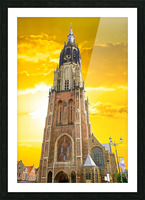 A Dream of the Netherlands 4 of 4 Picture Frame print