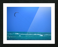 Wind Surf Hawaii Picture Frame print