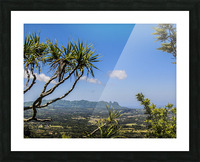 View to Forever Picture Frame print
