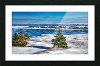 Pointe Saint-Pierre et lIle Plate Impression et Cadre photo