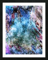 Icecapades Picture Frame print