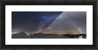 Under the Starbow by Dr. Nicholas Roemmelt Picture Frame print