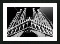the Cathedral - La Sagrada Familia Impression et Cadre photo