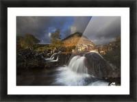 Scotland Picture Frame print