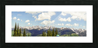 Wild Colorado  Picture Frame print